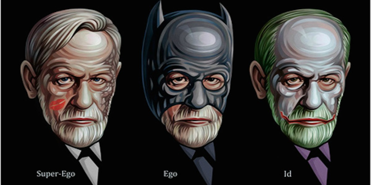 Sigmund Freud'un Yapısal Kuramı